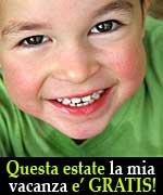 Vacanze mare bambini gratis