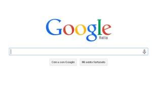 googlericercacomefunziona