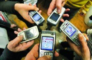 utilizzo cellulare