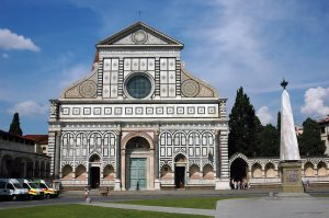 Santa Maria Novella a Firenze
