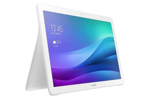 galaxy tab view